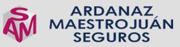 Logo de Ardanaz Maestrojuan Seguros